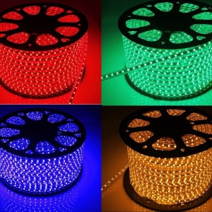 PART#JN120165        120V LED Strip Light RGB